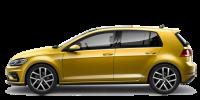 vw-golf-2017-neu-facelift-gelb-seitenansicht